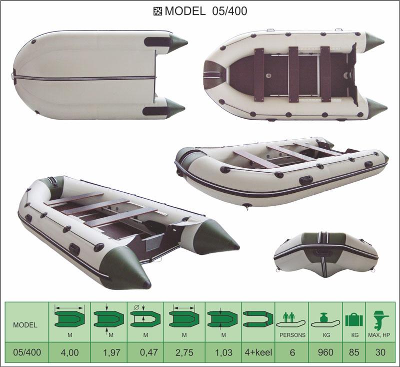 лодка велес 205